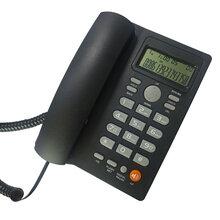 ECG-902电话机座机固定电话办公家用双接口来电显示双向免提有线电话机图片