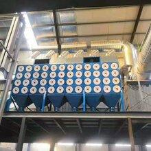 粉尘处理滤筒除尘器工作原理
