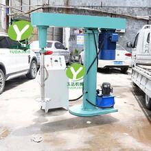 東莞廠家液壓分散機高速分散機變頻調速攪拌機乳化分散機圖片
