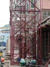 梅州施工電梯工程圖片