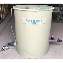 漁悅孵化設備魚苗孵化桶魚苗標粗桶圖片