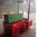 井下運輸機車火車頭式牽引車小型電瓶車生產廠家蓄電池動力