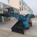 刮板輸送耙渣機輪式刮板扒渣機斜井下坡出渣機60型扒渣機圖片