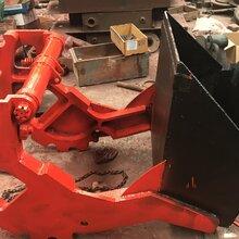 矿用铲装机电动轮式装岩机履带式装渣机宏图机械生产图片