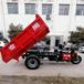 鋼材運輸電動三輪車工程爬坡王載重5噸加重三輪車出廠價直銷
