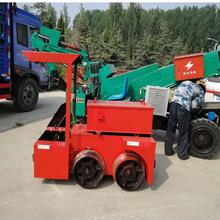 小型蓄电池电机车低瓦斯矿用牵引机车头研发矿用电机车厂家直销