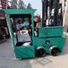 礦用電機車牽引軌道車鉛酸蓄電池電機車整機質保