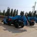 胶轮四驱耙矿机全液压出渣机水利工程装渣机出渣效率高