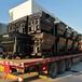 軌道式礦車工礦裝渣設備0.75立方翻斗式價格