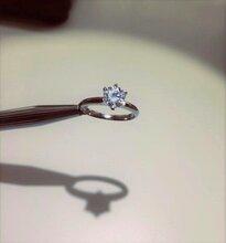 高品质莫桑石钻石切工梧州厂家直销价格345克拉定制
