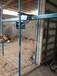 室內雙柱小吊機3.5千瓦90米120米鋼絲繩