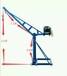 500公斤伸縮旋轉折疊小吊機廠家