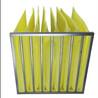 南京可清洗中效袋式過濾網廠家空調機組空氣過濾網鋁框中效袋式過濾網