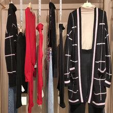 宝姿羊毛衫品牌女装尾货一站式多渠道铺货广州卓越女装直播货源专供图片
