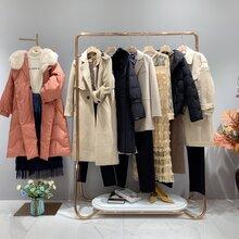 女装品牌贝茜妮新款冬装直播货源厂家直销批发走份图片