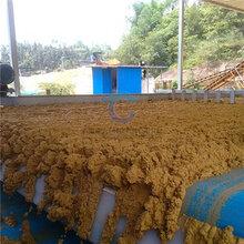 湖北天门大型带宽3米带式压滤机高效泥浆脱水机厂家图片