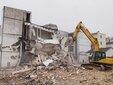 成都房屋拆除施工电话图片