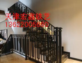 天津铁艺楼梯,天津铁艺厂家,天津铁艺