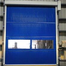 天津防虫PVC快速卷帘门安装,塘沽区快速门安装图片