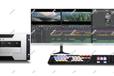 TCSTUDIO600非編系統視頻制作設備廣電天創華視24寸液晶顯示器SSD250G固態硬盤