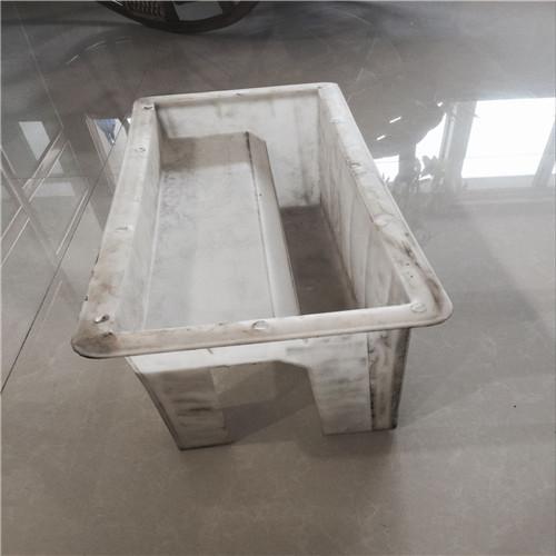 铁轨挡渣块模板预制水泥挡渣块混凝土成品样式好