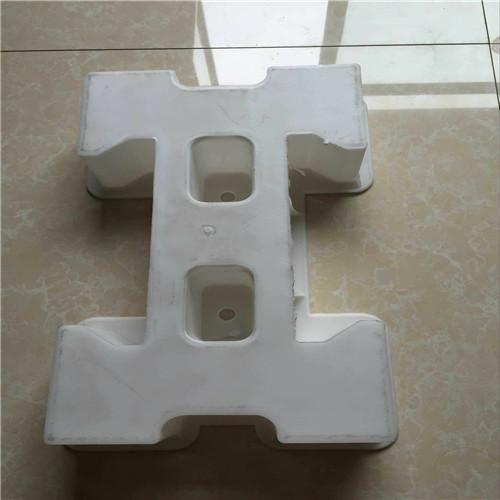 工字块模具我们注塑机生产专业定制连锁砖块