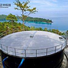 工业污水处理设备/污水储罐/搪瓷拼装罐