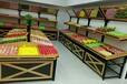 蔬菜货架水果货架超市单双面货架山西厂家定制直销