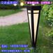 房地产小区花园草坪灯应用效果案例表