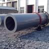 工厂定制河砂滚筒烘干机环保型粪便烘干机