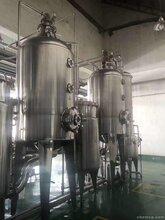 厂家出售废水提盐蒸发器不锈钢多效蒸发器图片