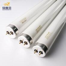 15WUVA340模拟太阳光紫外线灯450MM紫外线老化实验灯管图片