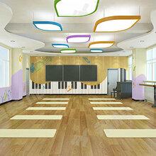 郑州舞蹈培训学校装修设计,舞蹈培训学校设计赢得一个好口碑