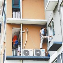 顺义建新空调移机步骤-15分钟上门-安装空调步骤图片