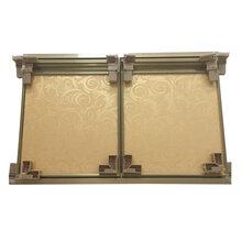鋁合金櫥柜晶鋼門地柜門鋁材現貨銷售