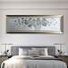 现代简约酒店创意床头画酒店餐厅立体工艺画酒店客房装饰画