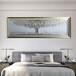 酒店客房床头装饰画卧室床头画挂画