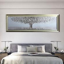 酒店客房床头装饰画卧室床头画挂画图片