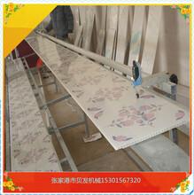 PVC扣板生產線,塑料扣板生產線,PVC天花板生產線,張家港貝發機械圖片