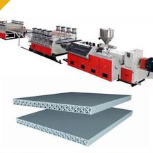 發泡板擠塑機裝飾板擠塑機貝發機械圖片