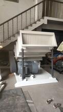 塑鋼型材粉碎機、PVC塑料型材破碎機、管材專用粉碎破碎機圖片