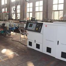 PP管材生產線貝發塑機PE管材生產線SJ75/33擠出機圖片