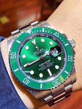 108号劳力士潜航者型116610LV-97200绿盘,绿鬼图片