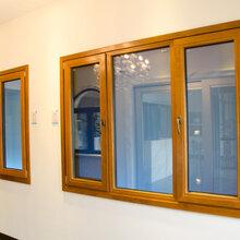 大连铝包木门窗厂家大连铝包木门窗价格松木红橡木门窗批发价图片