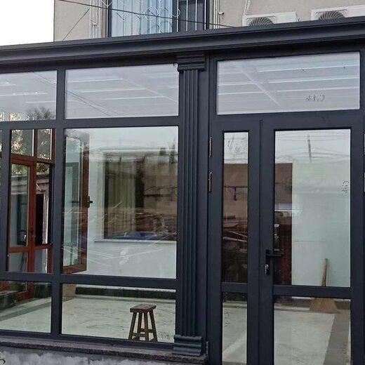 大連旅順口區供應鋁合金系統門窗陽光房樣式優雅