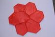 贛州定南陶瓷防滑路面膠粘石膠水透水壓花地坪壓花模具廠家