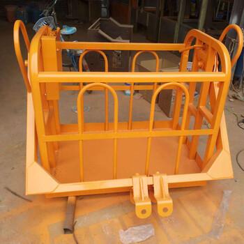 高空施工吊车专用吊篮自动调平吊车吊框起重机吊框定制
