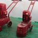 水磨石打磨机大理石路面抛光机350水泥地面磨光机