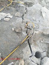 三门县钩机产量太低硬石分解分裂棒经销价格图片