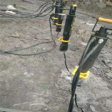膨胀剂裂石慢用裂石棒效率高图片